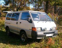 Mitsubishi Delica, 1998