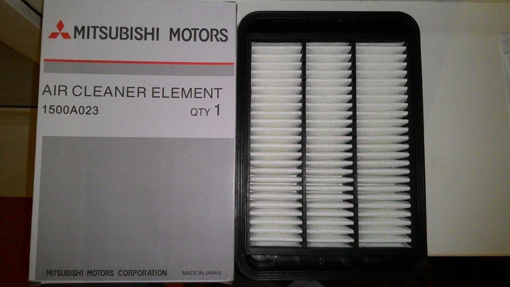 Фильтор воздухана и его партномер