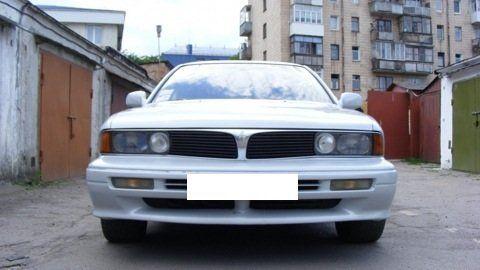 Mitsubishi Diamante 1990 - отзыв владельца