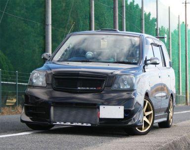 Mitsubishi Dion 2001 отзыв автора | Дата публикации 21.03.2014.