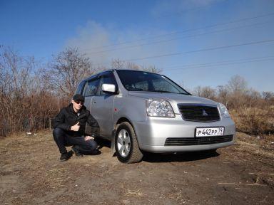 Mitsubishi Dion 2000 отзыв автора | Дата публикации 13.04.2014.