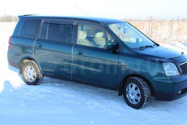 Mitsubishi Dion 2000 отзыв автора | Дата публикации 03.02.2015.