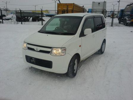 Mitsubishi eK Wagon 2008 - отзыв владельца
