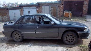 Mitsubishi Galant, 1990