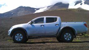 Mitsubishi L200, 2013