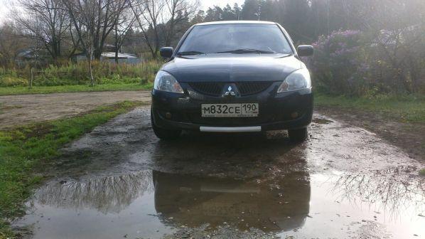 Mitsubishi Lancer 2006 - отзыв владельца