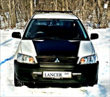 Mitsubishi Lancer Cedia 2008 - отзыв владельца