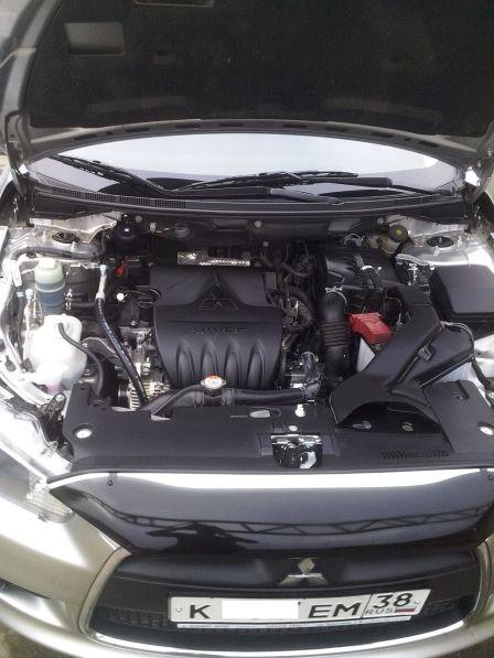 Mitsubishi Lancer 2012 - отзыв владельца