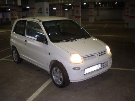 Mitsubishi Minica 2004 - отзыв владельца
