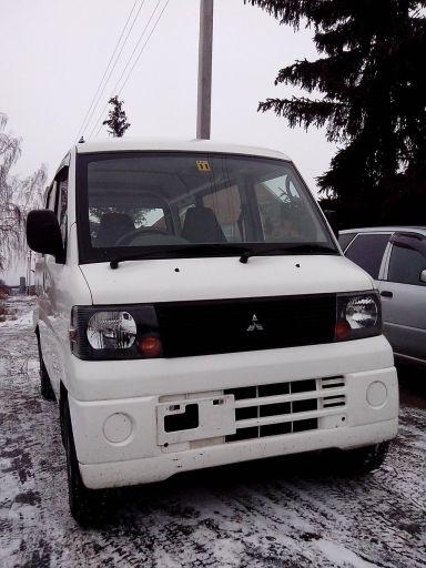 Mitsubishi Minicab 2006 отзыв автора | Дата публикации 08.12.2013.
