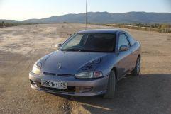 Mitsubishi Mirage, 1997