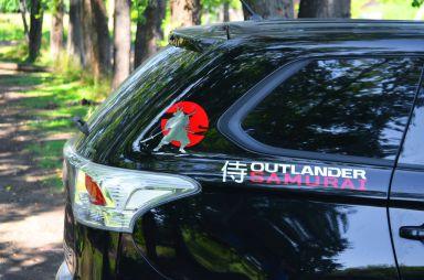 Mitsubishi Outlander, 2014