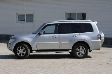 Mitsubishi Pajero 2010 отзыв автора | Дата публикации 18.06.2014.