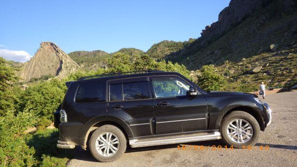 Mitsubishi Pajero 2013 - отзыв владельца