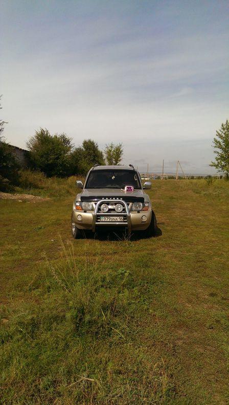 Mitsubishi Pajero 2005 - отзыв владельца