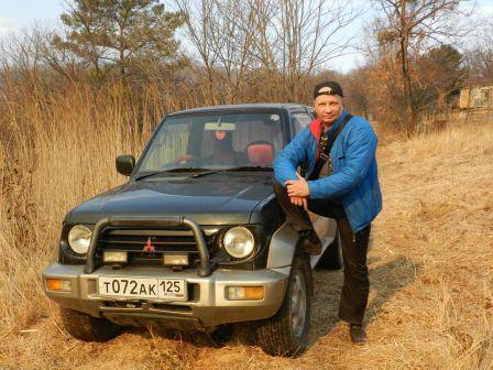 Mitsubishi Pajero Junior  - отзыв владельца