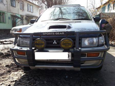 Mitsubishi RVR 1996 - отзыв владельца