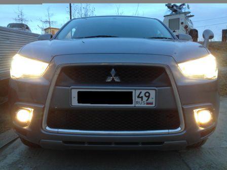 Mitsubishi RVR 2012 - отзыв владельца