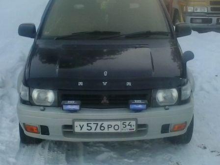 Mitsubishi RVR  - отзыв владельца