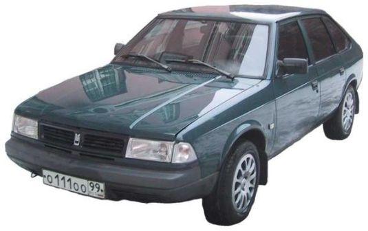 Москвич Москвич 2000 - отзыв владельца