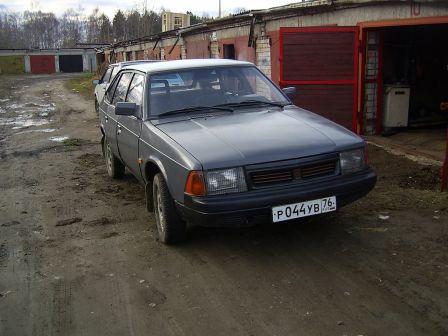 Москвич Москвич 1992 - отзыв владельца