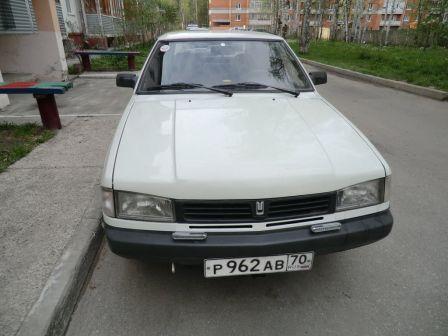 Москвич Москвич 1991 - отзыв владельца