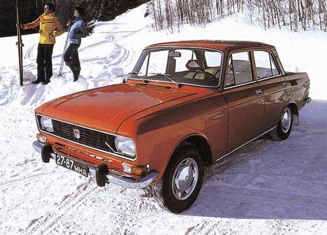 Москвич Москвич 1975 - отзыв владельца