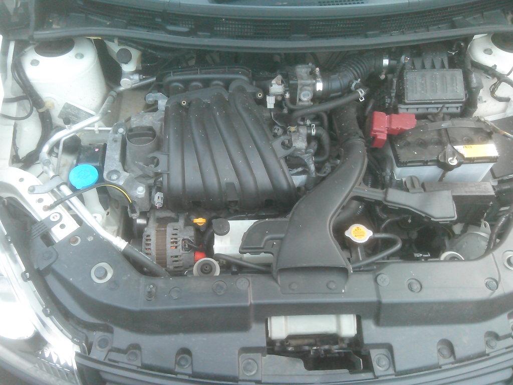 Двигатель HR16DE  , ставится на машины с большим весом паркетники микрики типа  Кашкай, NV200.  Обладает хорошей тягой на низах.