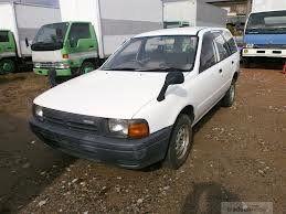 Nissan AD 1997 - отзыв владельца