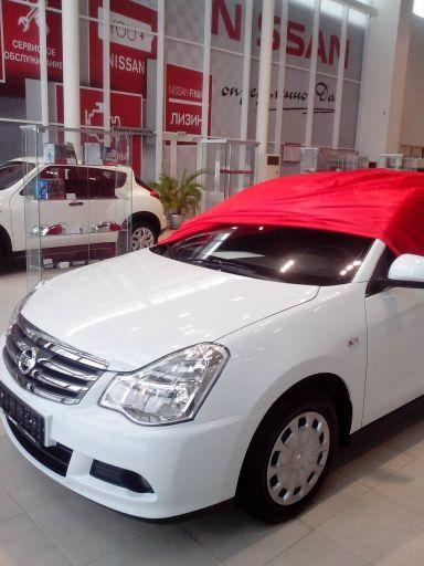 Nissan Almera, 2013