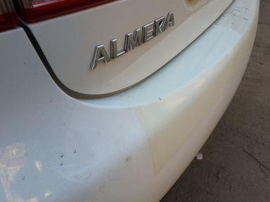 Nissan Almera, 2014
