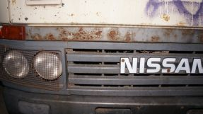 Nissan Atlas, 1988
