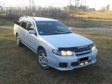 Nissan Avenir, 2002