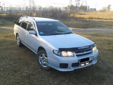Nissan Avenir 2002 - отзыв владельца