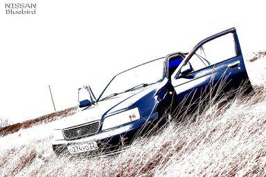 Nissan Bluebird, 0