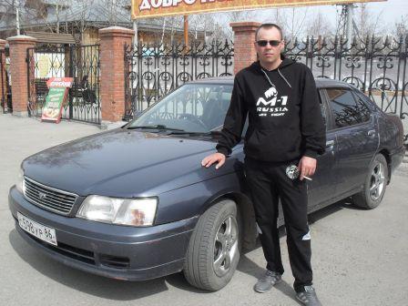 Nissan Bluebird 2001 - отзыв владельца