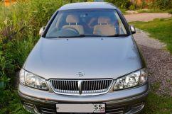 Nissan Bluebird Sylphy 2002 отзыв владельца | Дата публикации: 17.07.2012