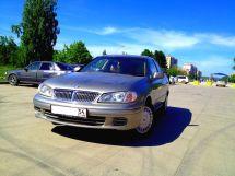 Nissan Bluebird Sylphy 2002 отзыв владельца | Дата публикации: 31.05.2014