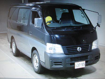 Nissan Caravan 2005 - отзыв владельца