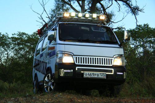 Nissan Caravan 2002 - отзыв владельца