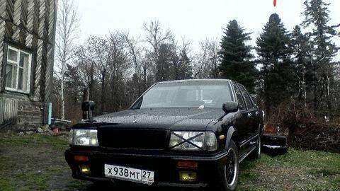 Nissan Cedric 1992 - отзыв владельца