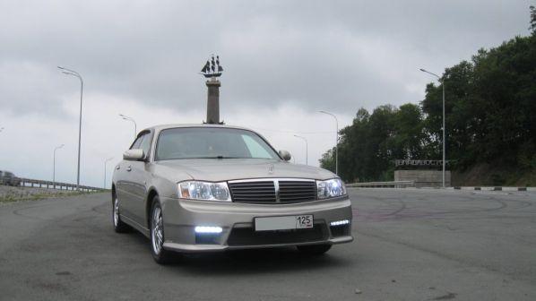 Nissan Cedric 2003 - отзыв владельца