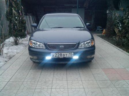 Nissan Cefiro 1999 - отзыв владельца