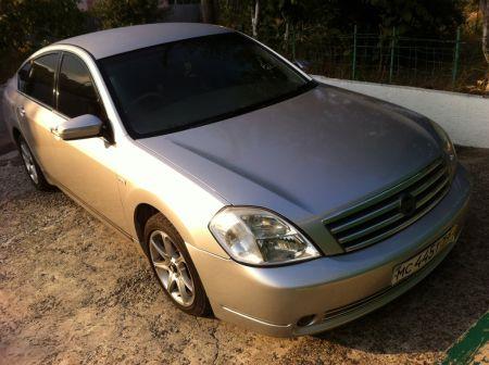 Nissan Cefiro 2004 - отзыв владельца