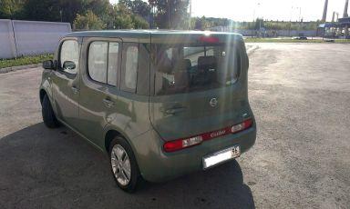 Nissan Cube, 2009