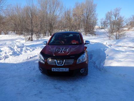 Nissan Dualis 2008 - отзыв владельца