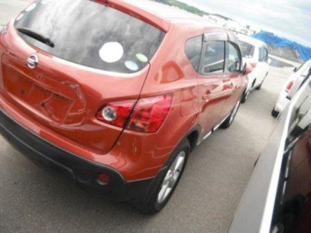 Nissan Dualis 2009 - отзыв владельца