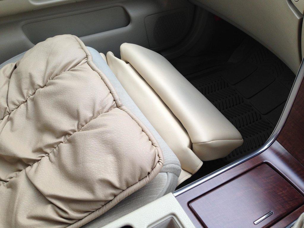 Оттоманка переднего пассажирского сидения.