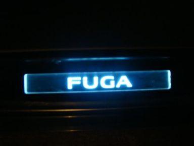 Nissan Fuga, 2010