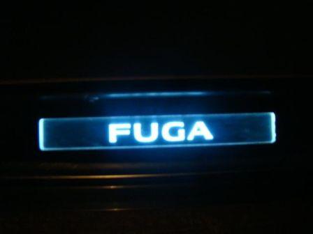 Nissan Fuga 2010 - отзыв владельца